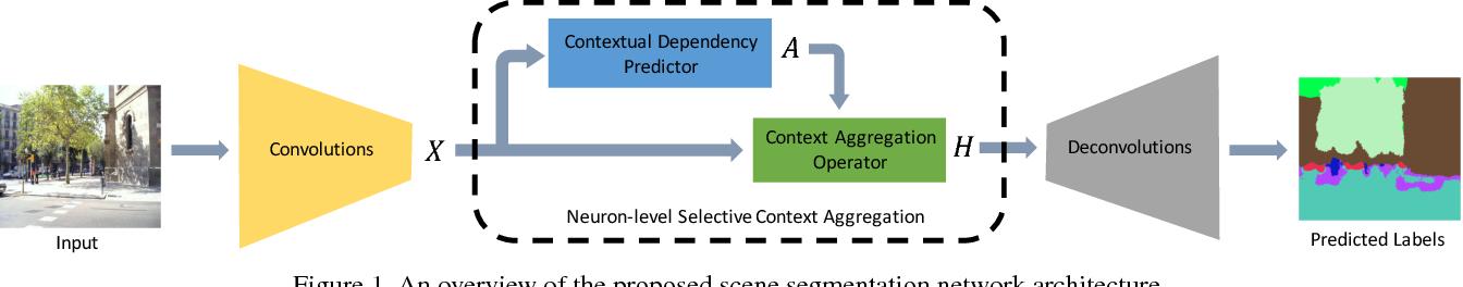 Figure 1 for Neuron-level Selective Context Aggregation for Scene Segmentation