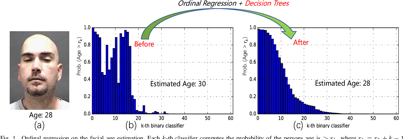 Figure 1 for Deep Ordinal Regression Forests