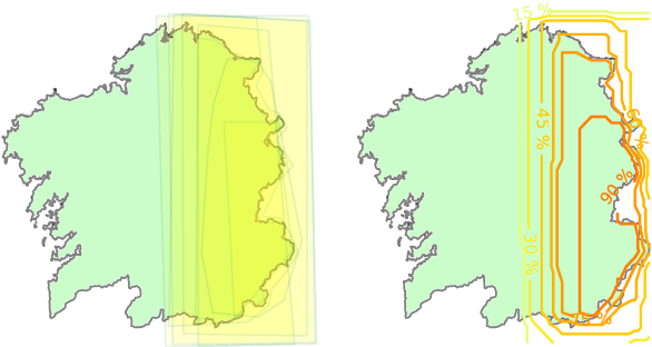 Figure 4 for Meteorologists and Students: A resource for language grounding of geographical descriptors
