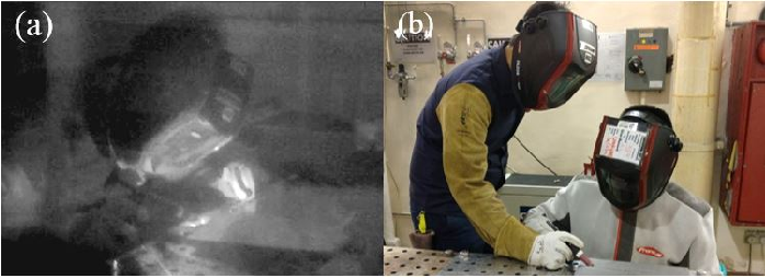 Figure 1 for A Multi-Sensor Interface to Improve the Teaching and Learning Experience in Arc Welding Training Tasks