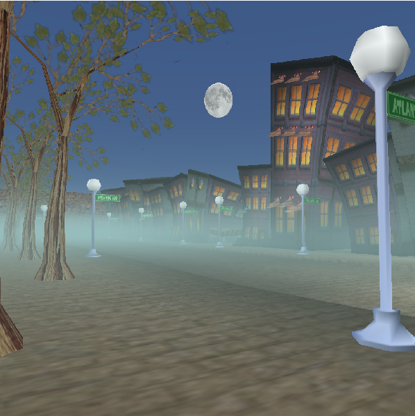 Figure 7 from Real-Time Fog using Post-processing in OpenGL