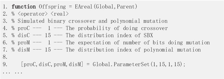 Figure 4 for PlatEMO: A MATLAB Platform for Evolutionary Multi-Objective Optimization