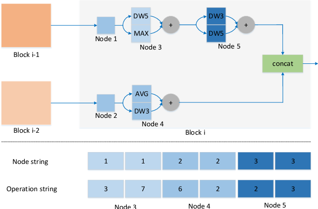 Figure 4 for Sampled Training and Node Inheritance for Fast Evolutionary Neural Architecture Search