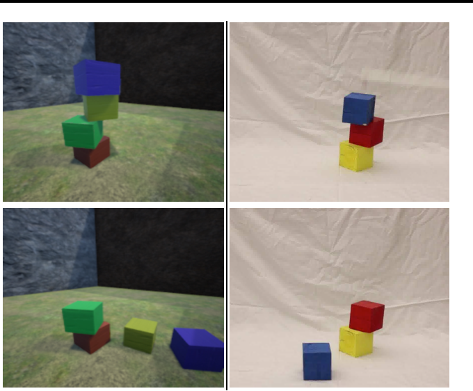 Figure 1 for Learning Physical Intuition of Block Towers by Example
