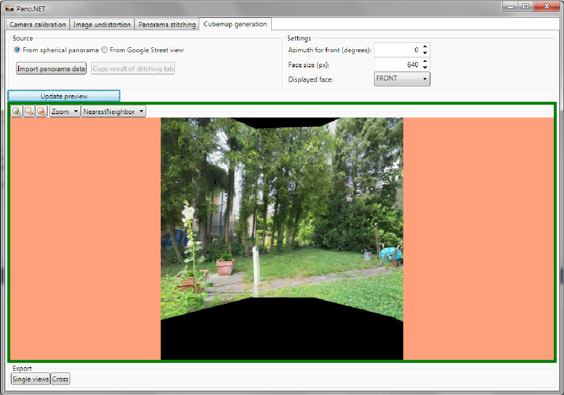 Figure 3 8 from Pano   NET An interactive application for camera