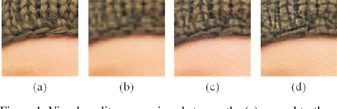 Figure 1 for Dual Reconstruction with Densely Connected Residual Network for Single Image Super-Resolution