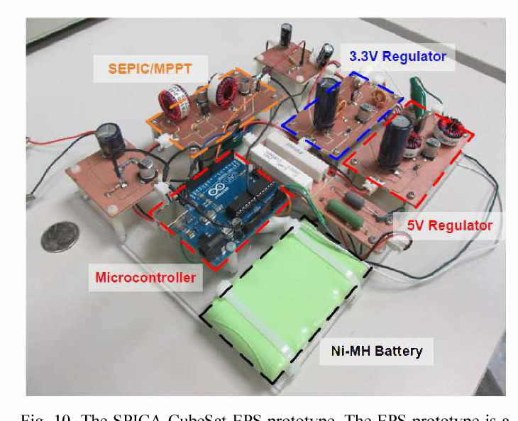 Figure 10 from An Electric Power Supply design for the space plasma