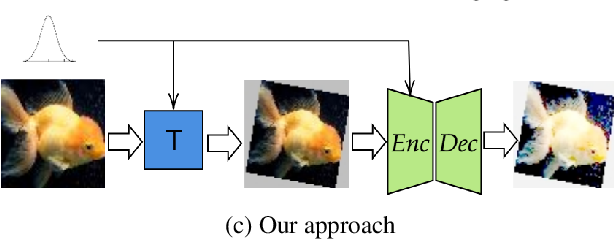 Figure 1 for Adversarial Learning of General Transformations for Data Augmentation