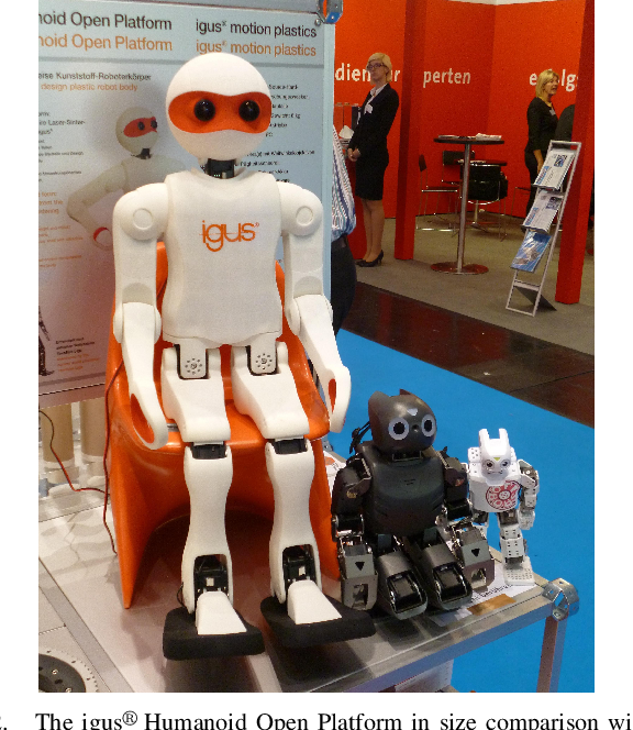 Figure 2 for Child-sized 3D Printed igus Humanoid Open Platform