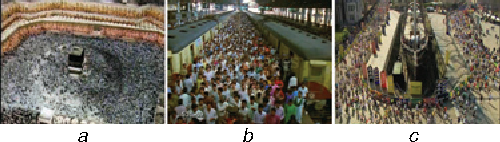 Figure 1 for Detection of Salient Regions in Crowded Scenes
