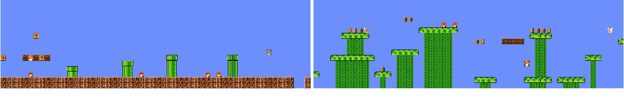 Figure 3 for Illuminating Mario Scenes in the Latent Space of a Generative Adversarial Network