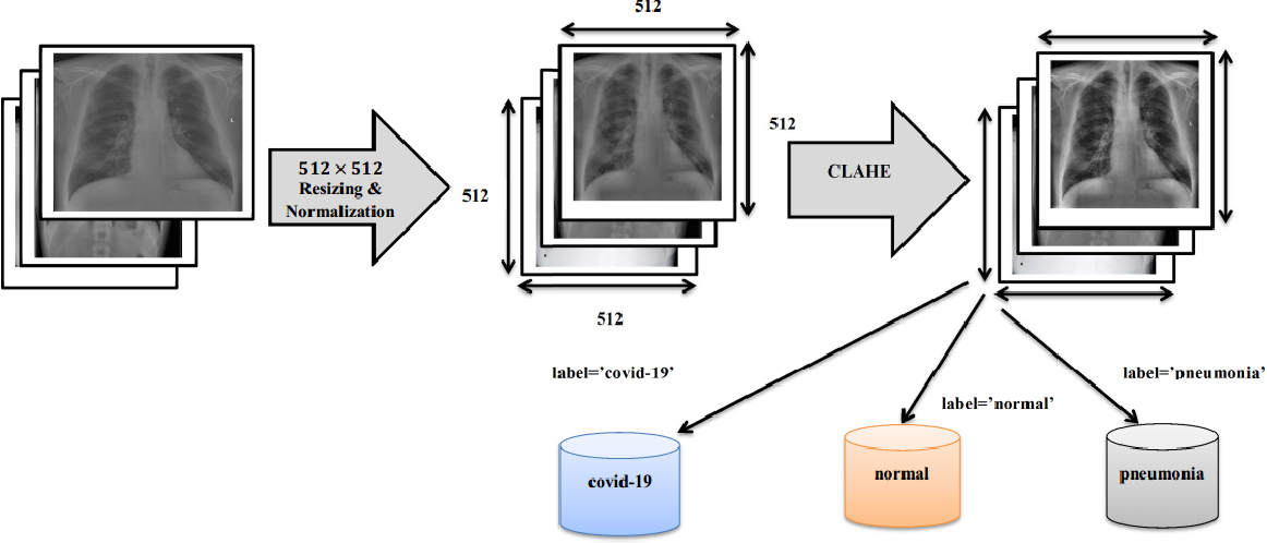 Figure 2 for COV-ELM classifier: An Extreme Learning Machine based identification of COVID-19 using Chest X-Ray Images
