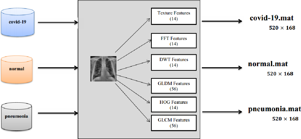 Figure 4 for COV-ELM classifier: An Extreme Learning Machine based identification of COVID-19 using Chest X-Ray Images
