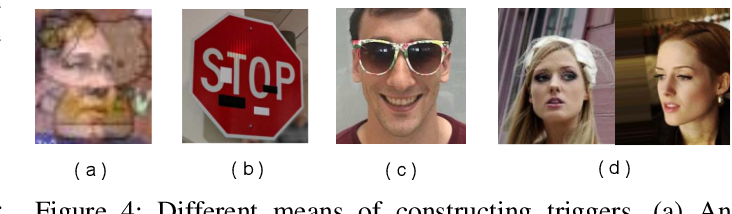 Figure 4 for Backdoor Attacks and Countermeasures on Deep Learning: A Comprehensive Review