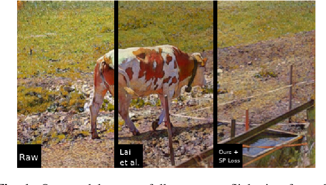 Figure 1 for Learning Long-Term Style-Preserving Blind Video Temporal Consistency