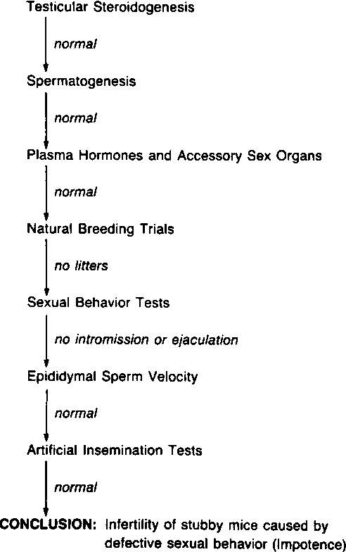 Animal Models Of Physiologic Markers Of Male Reproduction