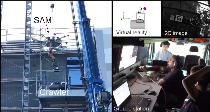 Figure 1 for Visual-Inertial Telepresence for Aerial Manipulation
