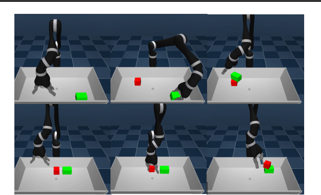 Figure 4 for Learning by Playing - Solving Sparse Reward Tasks from Scratch