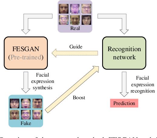 Figure 1 for Joint Deep Learning of Facial Expression Synthesis and Recognition