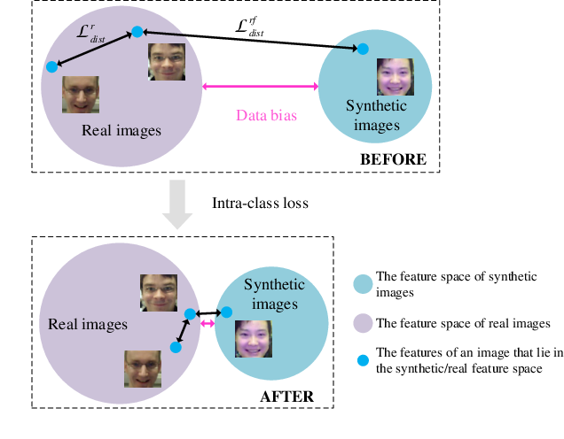 Figure 3 for Joint Deep Learning of Facial Expression Synthesis and Recognition