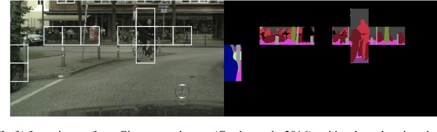 Figure 1 for Reinforced active learning for image segmentation