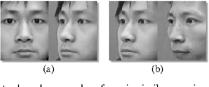 Figure 3 for Cross-pose Face Recognition by Canonical Correlation Analysis