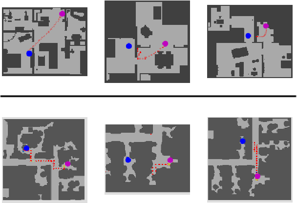 Figure 3 for To Learn or Not to Learn: Analyzing the Role of Learning for Navigation in Virtual Environments