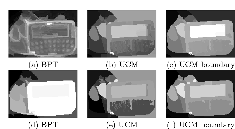 Figure 3 for Saliency maps on image hierarchies