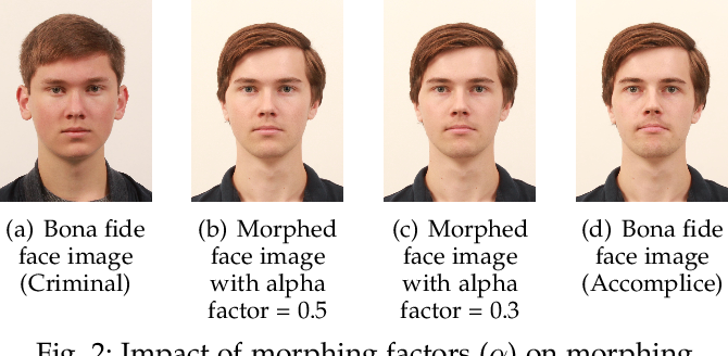 Figure 4 for Morphing Attack Detection -- Database, Evaluation Platform and Benchmarking