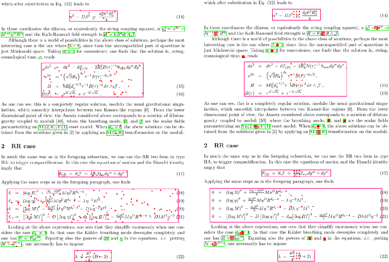 Figure 1 for 1st Place Solution for ICDAR 2021 Competition on Mathematical Formula Detection