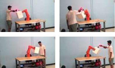 Figure 4 for Mathematical Models of Adaptation in Human-Robot Collaboration