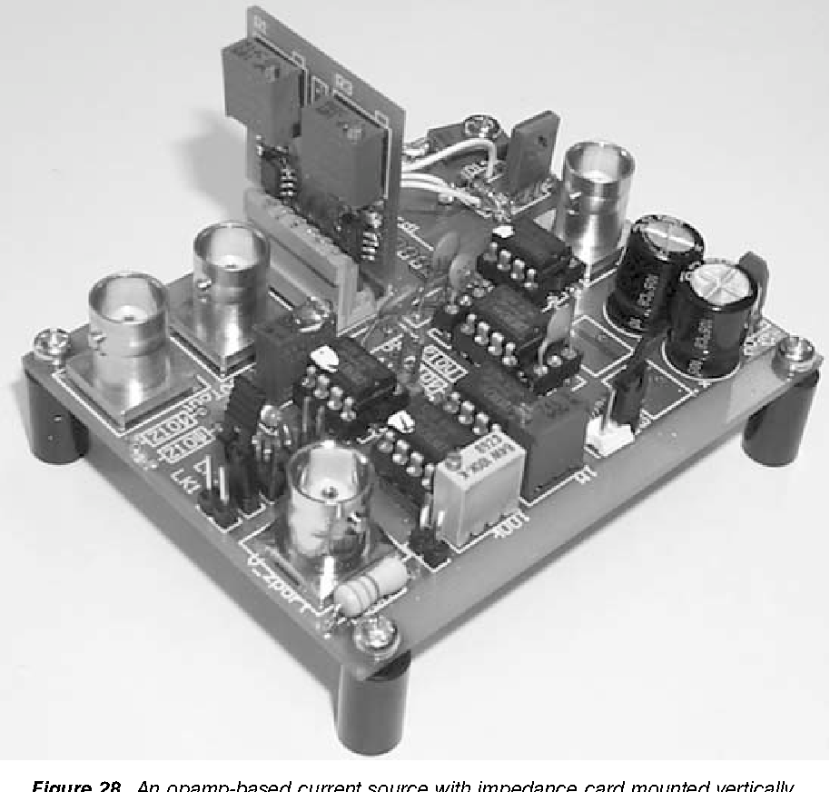 Improved Current And Charge Amplifiers For Driving Piezoelectric Piezoceramic Amplifier Element14 Loads Issues In Signal Processing Design Synthesis Of Shunt Damping Circuits