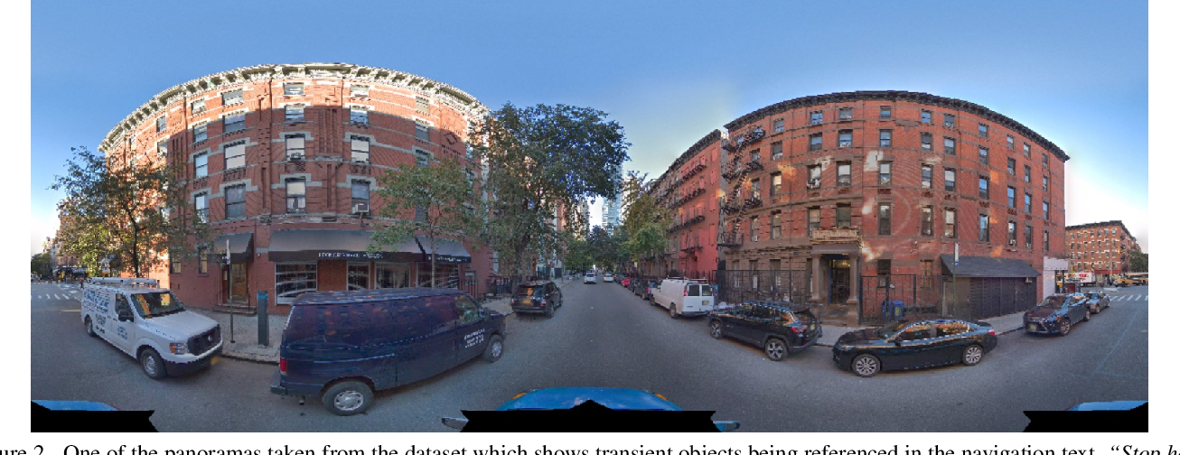 Figure 3 for Retouchdown: Adding Touchdown to StreetLearn as a Shareable Resource for Language Grounding Tasks in Street View