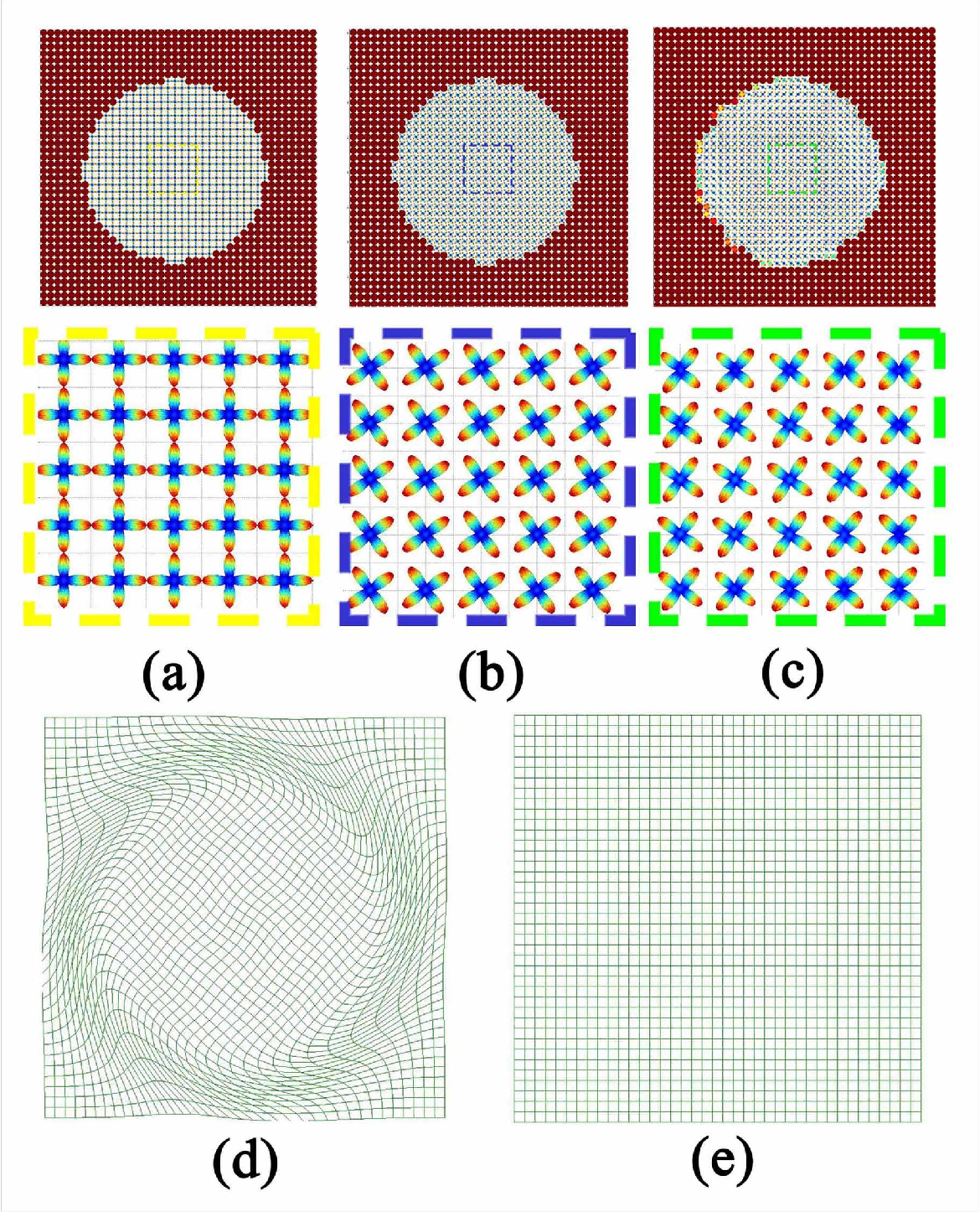Figure 3 for Diffeomorphic Metric Mapping of High Angular Resolution Diffusion Imaging based on Riemannian Structure of Orientation Distribution Functions
