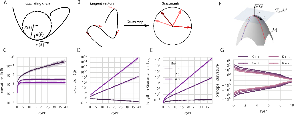 Figure 4 for Exponential expressivity in deep neural networks through transient chaos