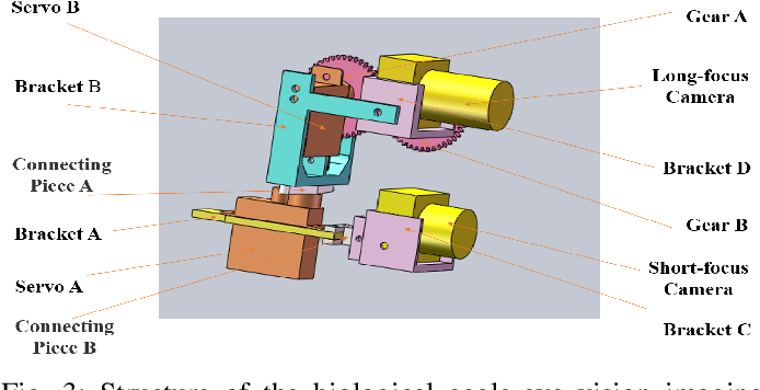 Figure 4 for A Miniature Biological Eagle-Eye Vision System for Small Target Detection