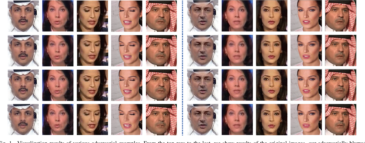 Figure 1 for Deepfake Forensics via An Adversarial Game