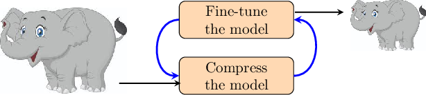 Figure 1 for One time is not enough: iterative tensor decomposition for neural network compression