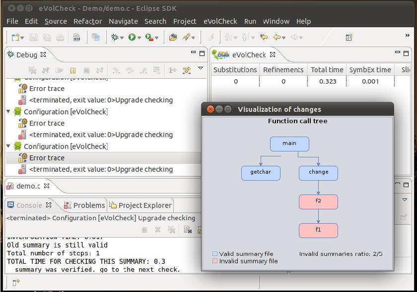 eVolCheck: Incremental Upgrade Checker for C - Semantic Scholar
