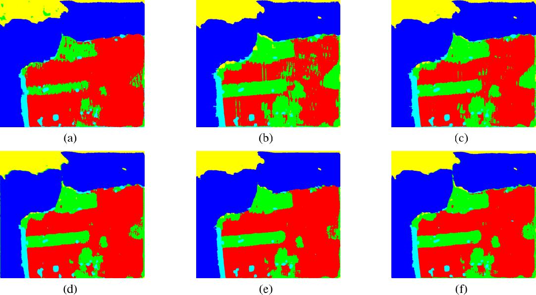 Figure 3 for Polarimetric Convolutional Network for PolSAR Image Classification