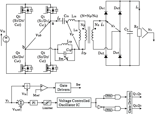 35 Amps Power Supply Schematic 2n3055