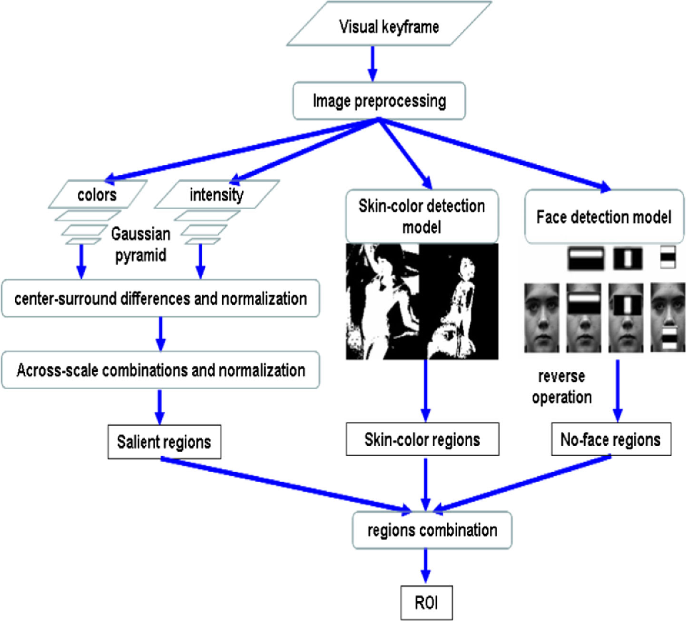 Figure 4 for Analyzing Periodicity and Saliency for Adult Video Detection
