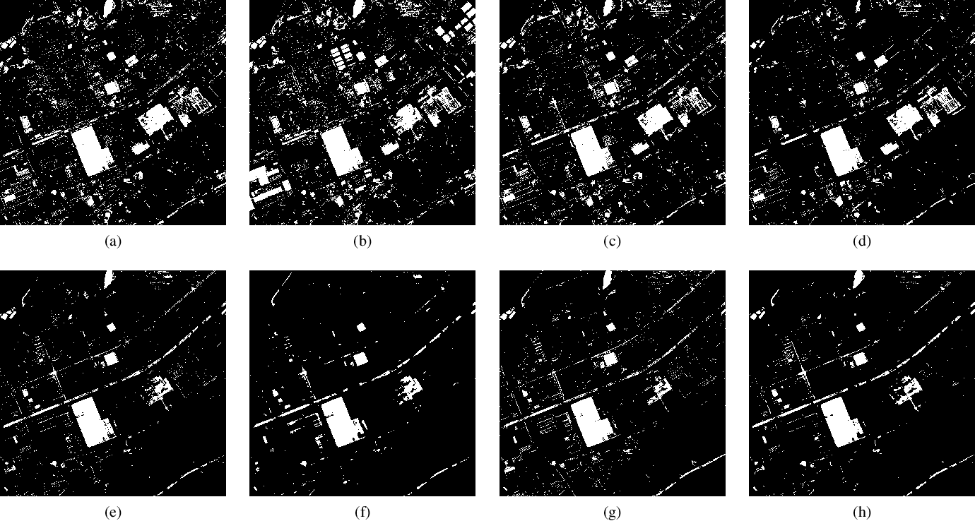 Figure 3 for Deep Siamese Multi-scale Convolutional Network for Change Detection in Multi-temporal VHR Images