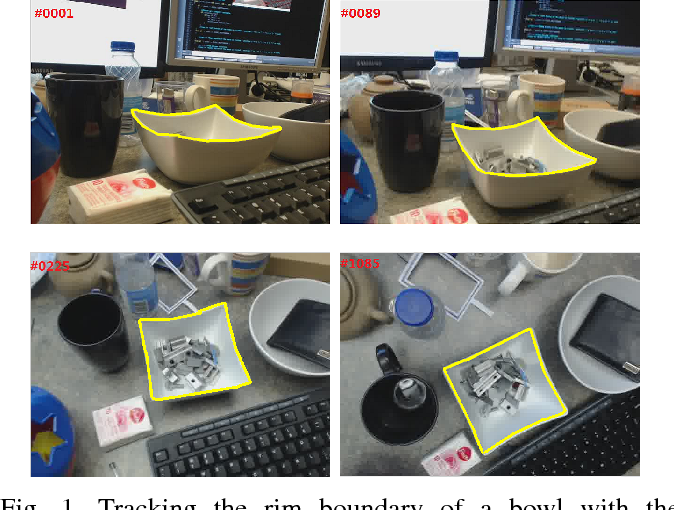 Figure 1 for Real-Time Salient Closed Boundary Tracking via Line Segments Perceptual Grouping