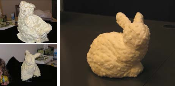 Figure 1: Sewing the Stanford Bunny