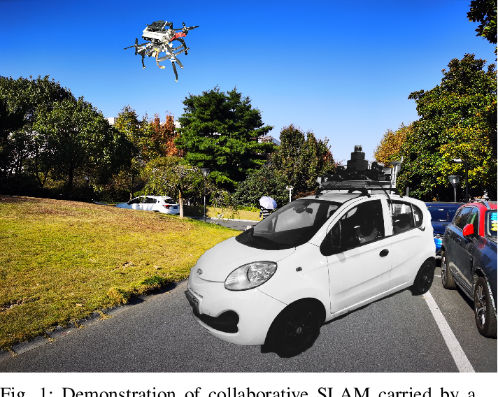 Figure 1 for Collaborative Localization of Aerial and Ground Mobile Robots through Orthomosaic Map