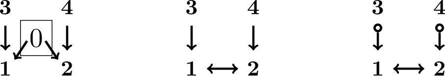 Figure 3 for Integer Programming for Causal Structure Learning in the Presence of Latent Variables