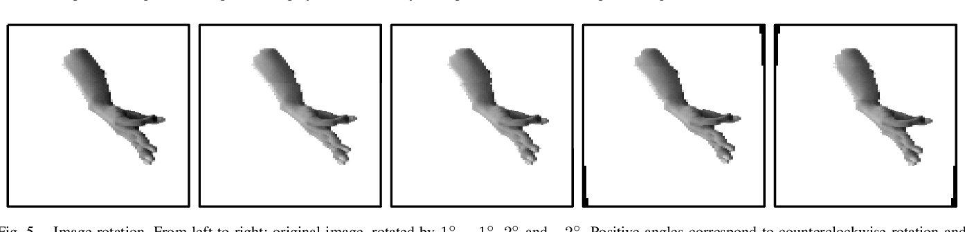 Figure 4 for Hand Gesture Recognition Based on a Nonconvex Regularization