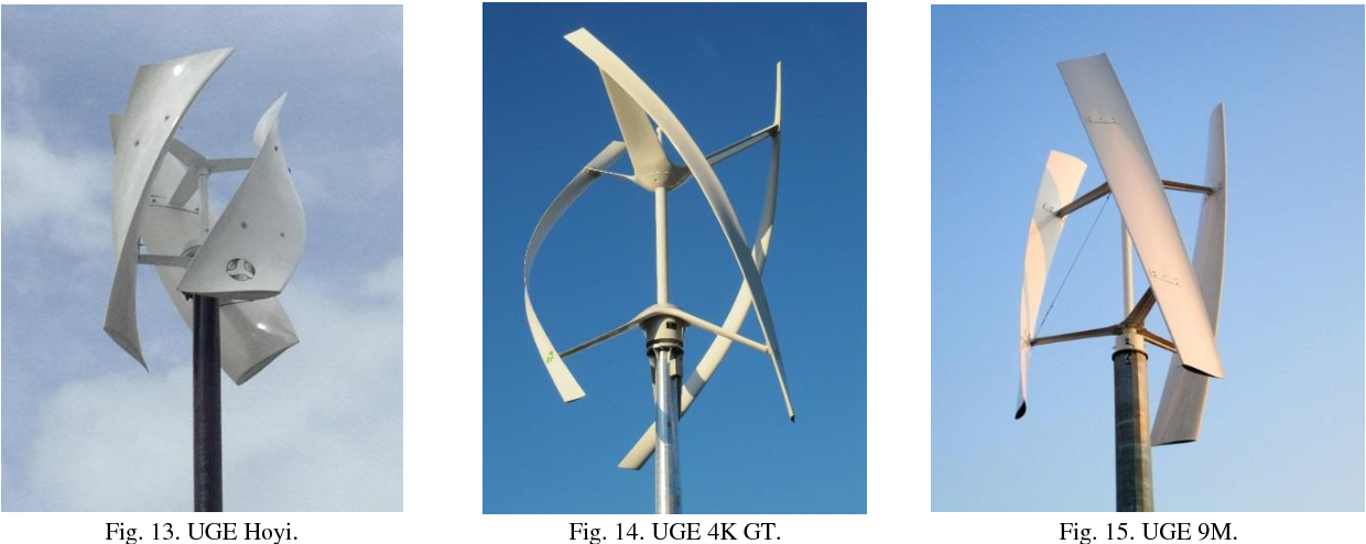 PDF] Small Vertical Axis Wind Turbines for Energy Efficiency of
