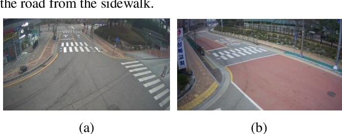 Figure 1 for Automated Object Behavioral Feature Extraction for Potential Risk Analysis based on Video Sensor